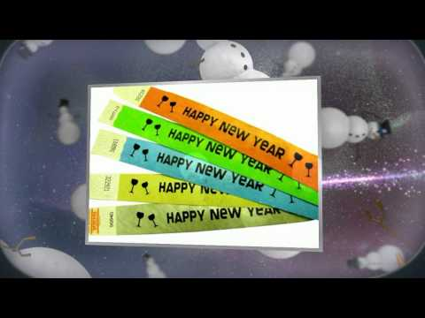 Holiday Wristbands 2011 / 2012