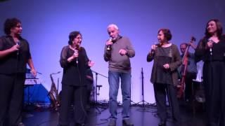 Samba do carioca - Quarteto em Cy - Casa Brasil