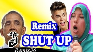 Remix 36 - Shut Up Your Mouse Obama !!