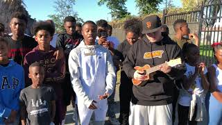 """Roddy Ricch in COMPTON w Einer Bankz previews Unreleased Song """"Every Season"""""""