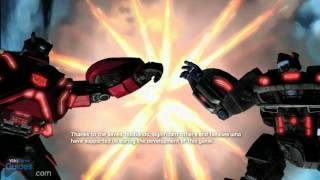 Transformers: Fall of Cybertron - Credits | WikiGameGuides