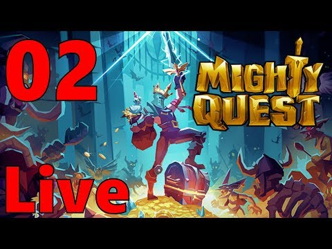 Mighty Quest For Epic Loot - Ubisoft - iOS / Android - Live Stream 2