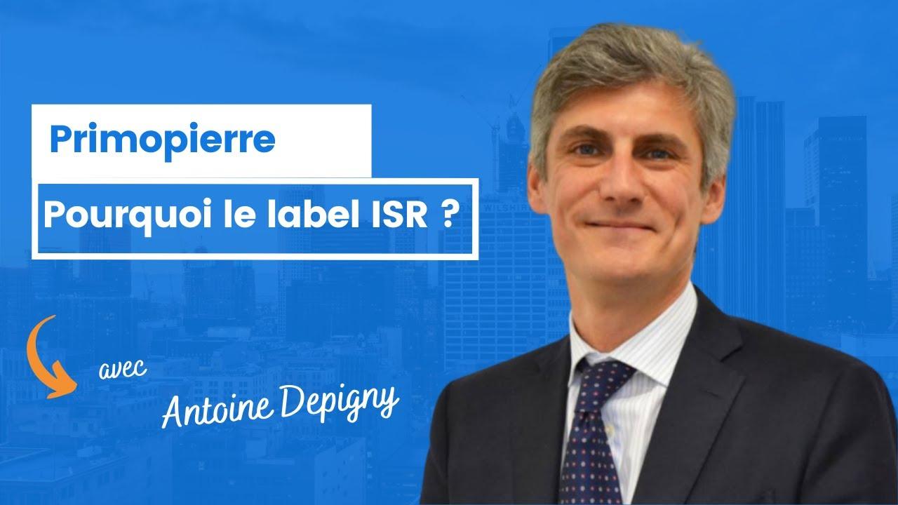 Pourquoi le label ISR pour Primopierre ?
