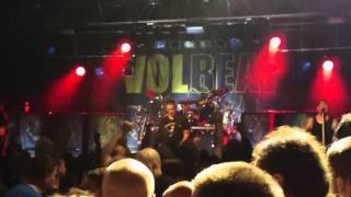 Volbeat Live, Starland Ballroom 2011