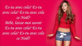 Ariana Grande ~ Wit it this Christmas ~ Traduction Française