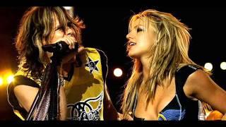 Britney Spears and Aerosmith CRAZY REMIX