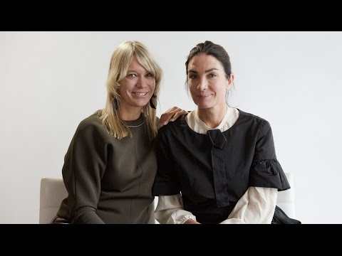 Annica and Marie Eklund transform Swedish flooring company into global design brand