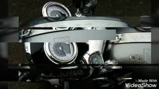 Triumph Thruxton R custom detail & Ceramic coating