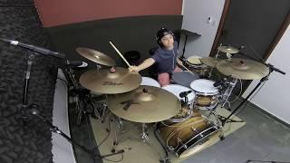 Chuva de Arroz (Drum Cover - Pierre Maskaro) Luan Santana