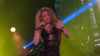 Shakira - Can't Remember To Forget You (Live in Hamburg - El Dorado World Tour Opening Night) HD