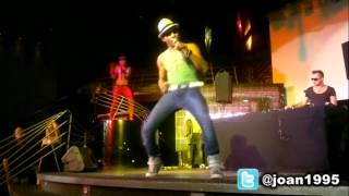 Tacabro - Tacata (Live en BigBen Disco) 13/10/2012