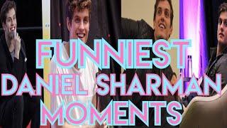 Funniest Daniel Sharman moments!
