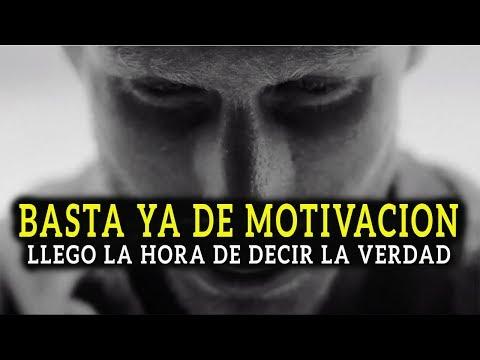 Se Acabo la Motivación Falsa || QUE TE DETIENE ??