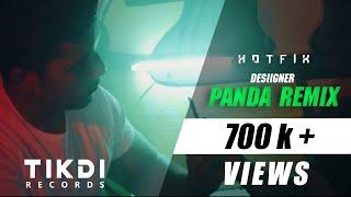 GAANJA | New Hindi Rap 2018 | HOTFIX | CANFUSE | WEED ANTHEM | DESIIGNER PANDA