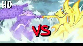Naruto vs Sasuke - AMV - Courtesy Call  full Fight  full HD  60 FPS  Last fight  