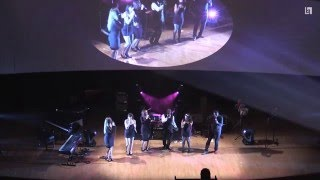 Boyz II Men - Thank You - Live at Berklee Valencia Campus