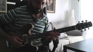 "Grant Green ""Green´s Greenery"" Solo. Electro Harmonix B9 - Carlos López"