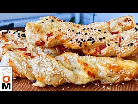 Сырные Палочки Очень Легко, но Так Вкусно | Cheese Sticks  | Ольга Матвей