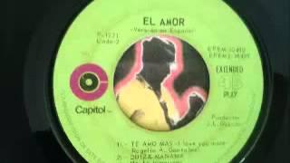 El Amor - Quizá Mañana (1971)