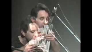 """Angel Luis Galzerano """"Voz de mi ciudad"""" con Canto Libre"""