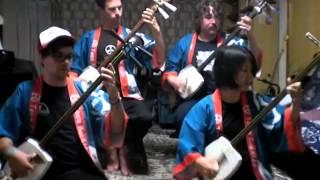 にんじゃりばんばん minyo cover Ninja Re Bang Bang KPP