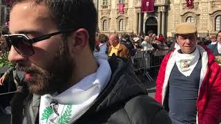 Offerta della Cera a Sant'Agata 3 febbraio 2017