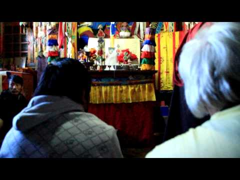 Pangkhongma monestry Khumbu Nepal