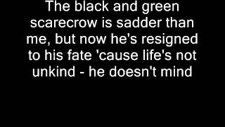 Pink Floyd - The Scarecrow (Lyrics)