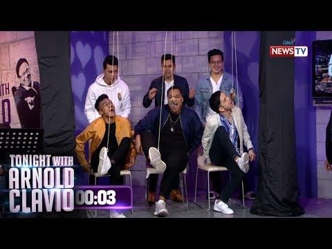 Tonight with Arnold Clavio: 'Clashers' at TODA boys, sumabak sa 'Donut Challenge'