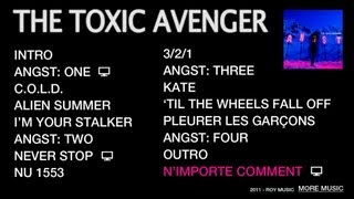 THE TOXIC AVENGER - N'IMPORTE COMMENT - Extended Version (feat. Orelsan & Lexicon)