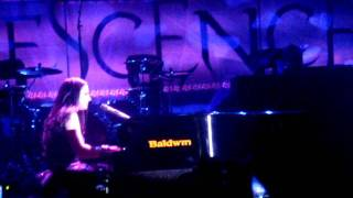 Evanescence Live in Offenbach 17.11.11 - Lost In Paradise (2)