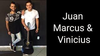 TV Uchoa - A dupla goiana Juan Marcus e Vinicius cantou hoje para Uchoa