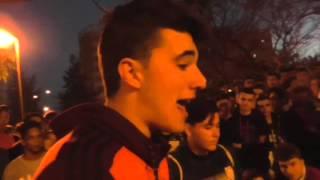 Voro vs Sandor -2ªRegional Fullrap Alicante - (8avos) 2016