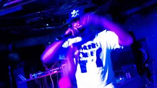 Havoc & Big Noyd - Give Up The Goods (Just Step) live in Toronto Sept. 2017