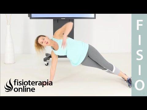 Ejercicios avanzados de fortalecimiento abdominal y lumbar