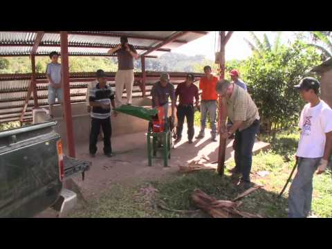 Fair to Farmer Direct I Delivering chippers to Nicaragua