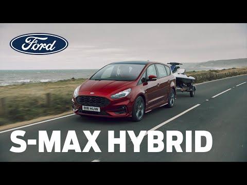 Noul S-MAX Hybrid   Ford Hybrid   Ford Romania