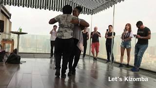 Laurent & Adeline Kizomba Dance with Musicality