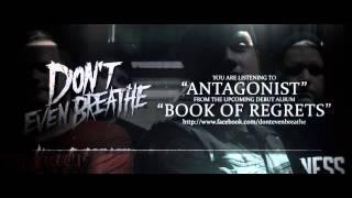 """Don't Even Breathe - """"Antagonist"""" Official Teaser Video"""