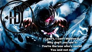 Nightcore Devour the Day - You and Not Me (Lyrics)