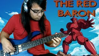 El Barón Rojo/The Red Baron Opening Bass cover