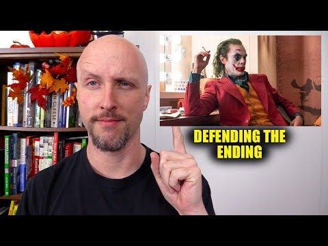 Doug Defends the Ending to Joker