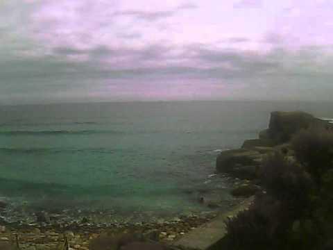 Timelapse Video – Glen Beach – 03/11/2010