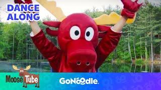 Go Bananas - MooseTube | GoNoodle