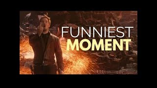 Avenger: Infinity War - Funniest Moment