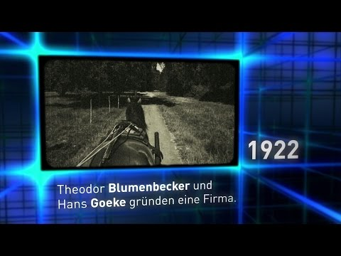 Blumenbecker historia - polski