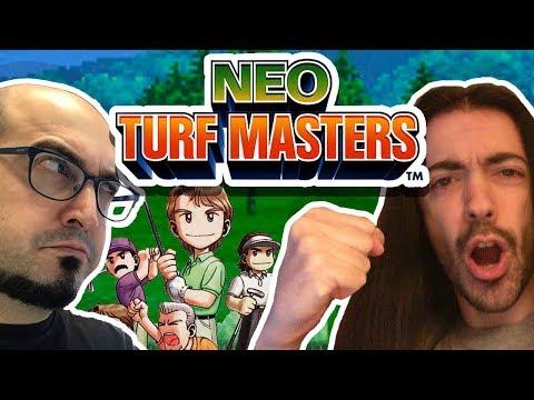 Neo Turf Masters (VS Guardián Misterioso) (Arcade)