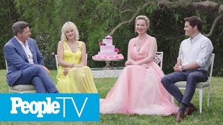 Katherine Heigl Reflects On Her Iconic Character In '27 Dresses' | PeopleTV | Entertainment Weekly