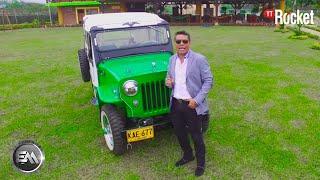 Bebo Porque Si - El Andariego (Video Oficial) [Musica Popular]
