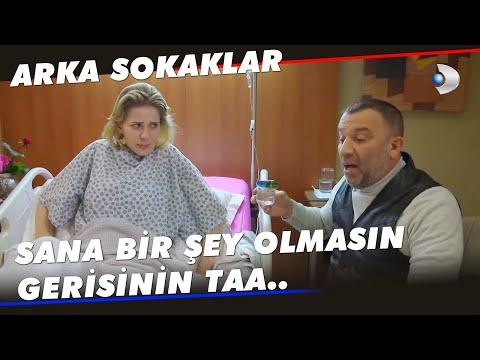 Selin ve Mesut Birbirlerine Takılıyor! - Arka Sokaklar 573. Bölüm